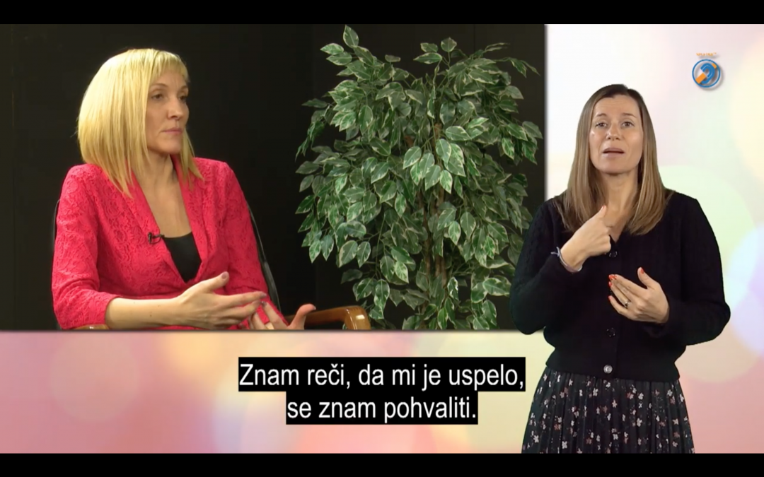 Intervju: Spletna TV o nominaciji za Slovenko leta